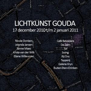 Lichtkunst Gouda