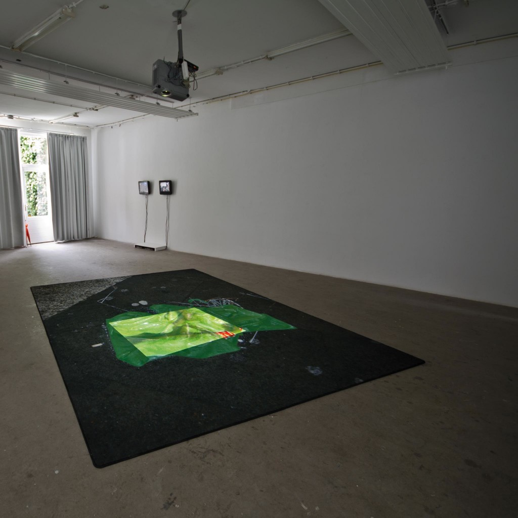 Installatie Ephemera_2011