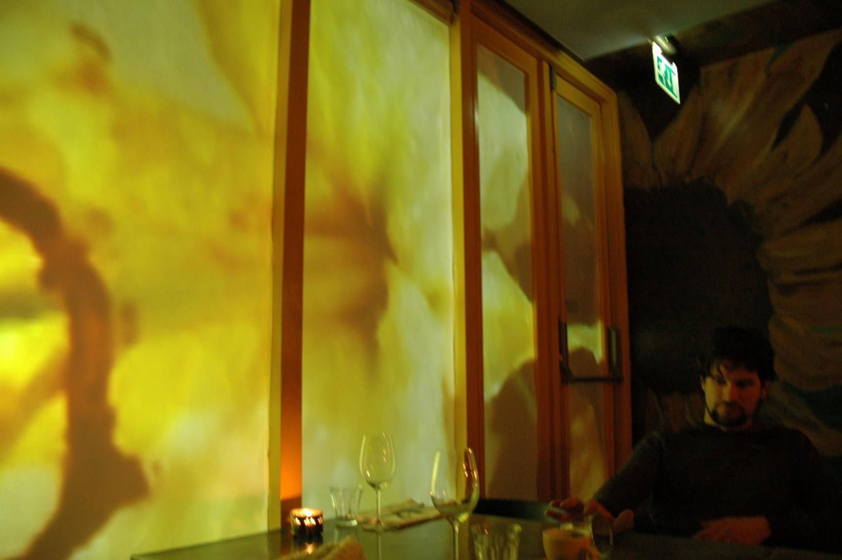 Video Lelie bij restaurant Buiten Eten+Drinken in